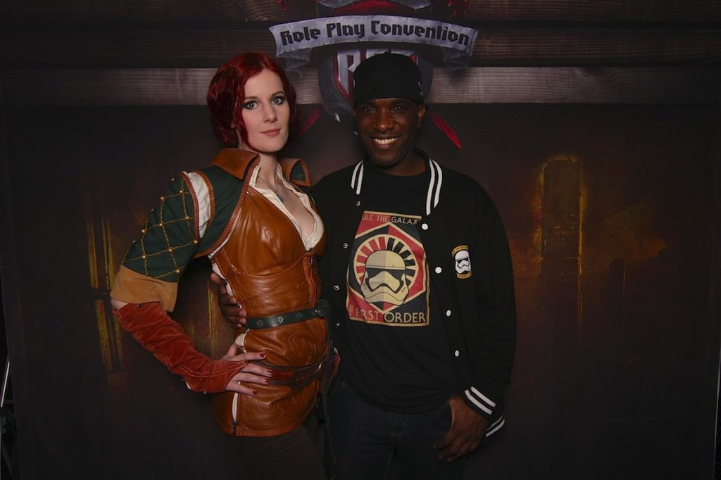 Role Play Convention 2016 - Phoenix James 7