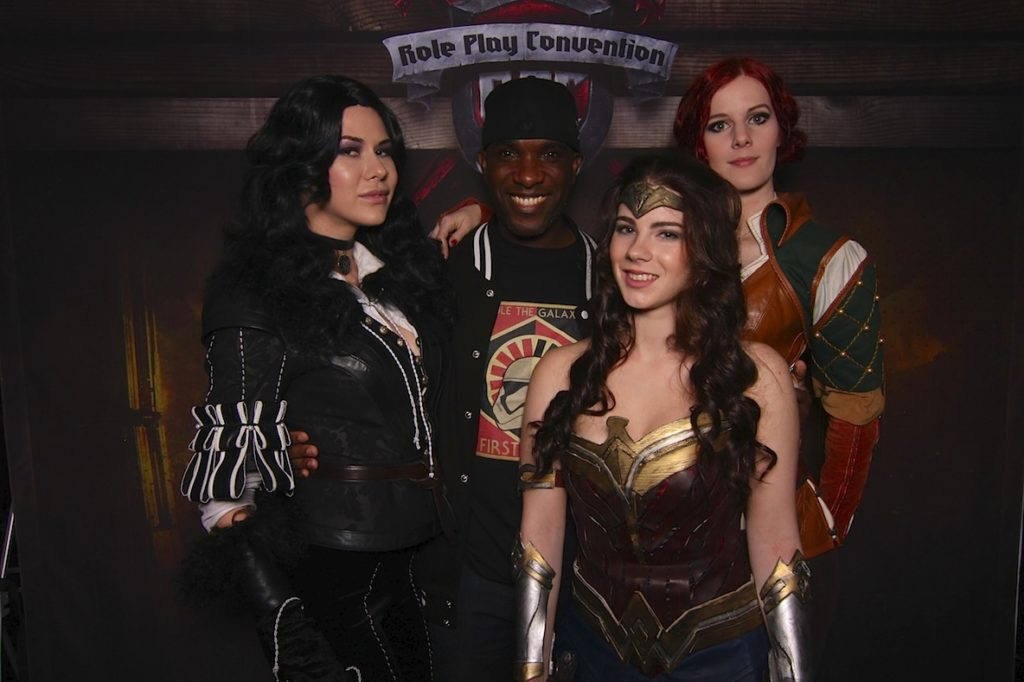 Role Play Convention 2016 - Phoenix James 8