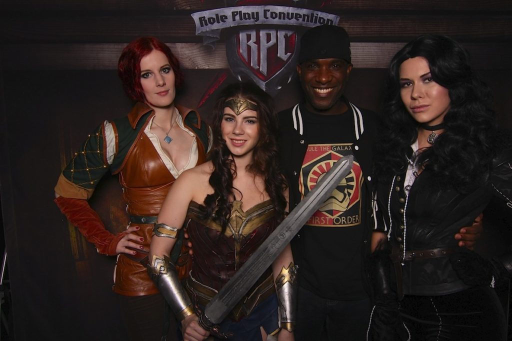 Role Play Convention 2016 - Phoenix James 9