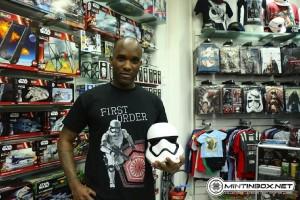 Star Wars - Actors - Phoenix James - Stormtrooper - Pulp's Toys - Mint In Box Net - France Episode 7 8 9 VII VIII IX