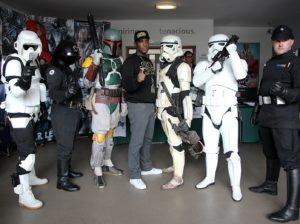 Star Wars - First Order Stormtrooper Actor - Phoenix_James