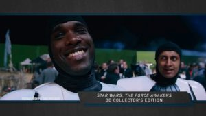 Star Wars - The Force Awakens 3D Collector's Edition Blu Ray