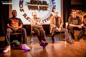 Stormtrooper Actor Phoenix James at ASFA Star Wars Convention in Amélie les Bains in South of France - Photo by Paul Fauchille 1