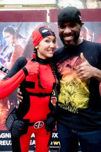 Stormtrooper Actor Phoenix James at ASFA Star Wars Convention in Amélie les Bains in South of France - Photo by Paul Fauchille 5