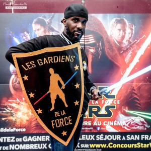 Stormtrooper Actor Phoenix James at ASFA Star Wars Convention in Amélie les Bains in South of France - Photo by Paul Fauchille 7