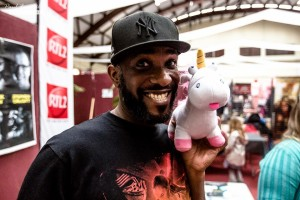 Stormtrooper Actor Phoenix James at ASFA Star Wars Convention in Amélie les Bains in South of France - Photo by Paul Fauchille 9