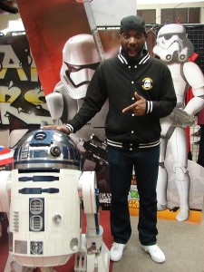 Stormtrooper Actor Phoenix James at ASFA Star Wars Convention in Amélie les Bains in South of France - Photo by Virginie Maurille 21