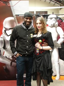 Stormtrooper Actor Phoenix James at ASFA Star Wars Convention in Amélie les Bains in South of France - Photo by Virginie Maurille 29