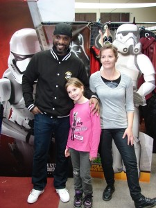 Stormtrooper Actor Phoenix James at ASFA Star Wars Convention in Amélie les Bains in South of France - Photo by Virginie Maurille 36