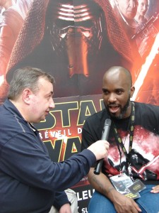 Stormtrooper Actor Phoenix James at ASFA Star Wars Convention in Amélie les Bains in South of France - Photo by Virginie Maurille 4
